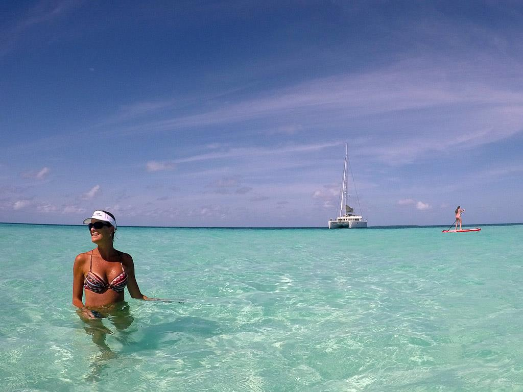Exploring the gin clear waters of the Maldives | Elysia Private Charters