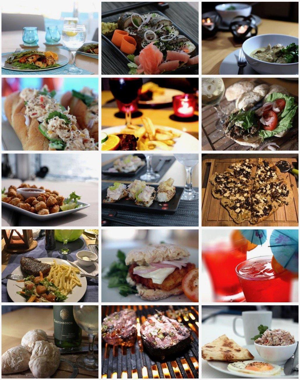 Food | Elysia Luxury Yacht Charters Maldives