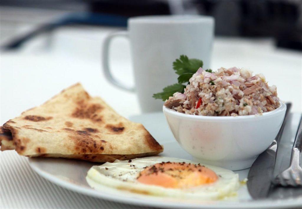 Food | Elysia Maldives Yacht Charters