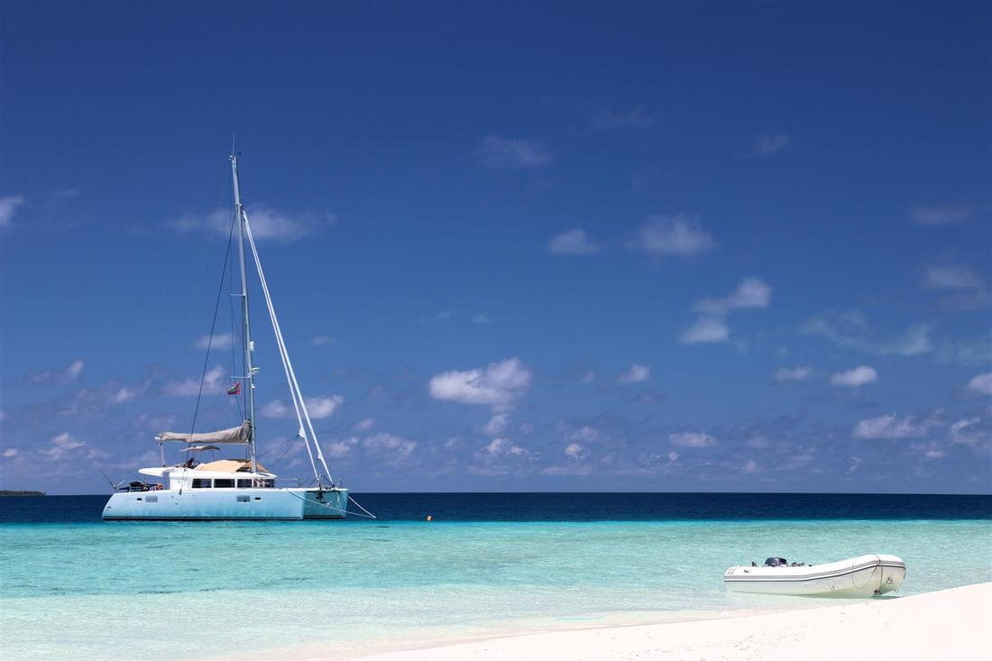 Maldives Private Charter Yacht | Elysia Charters