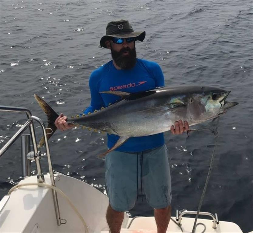 Maldives Tuna | Elysia Fishing Charters
