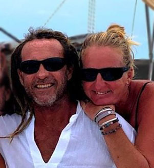 Mike and Marie | Crewed Luxury Yacht Charters Maldives | Elysia Charters