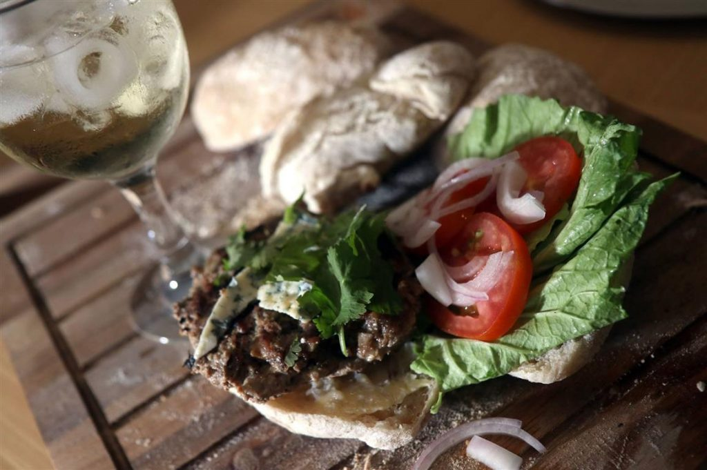 Steak Sandwich | Elysia Maldives Yacht Charters